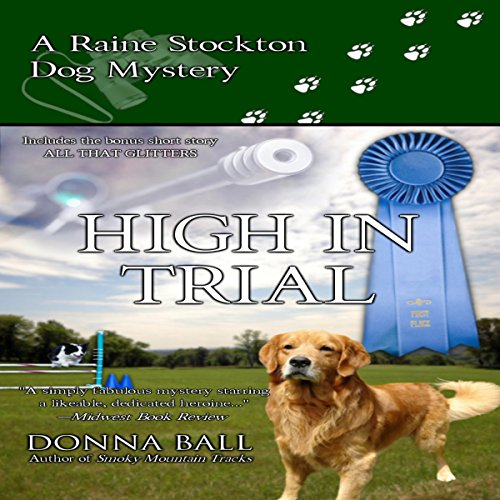 High in Trial audiobook cover art