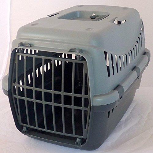 Panier de transport pour animaux, gris