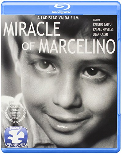 Miracle of Marcelino  [Blu-ray] [Importado]