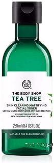 The Body Shop Tea Tree Skin Clearing Mattifying Facial Toner, 250ml