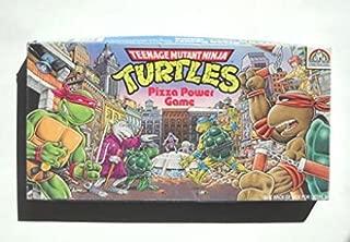 Teenage Mutant Ninja Turtles - Pizza Power Game