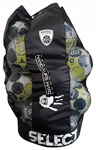 Select - Handballtaschen in schwarz