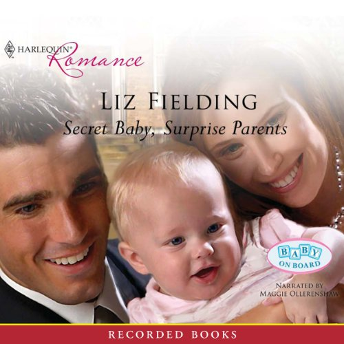 Secret Baby, Surprise Parents cover art