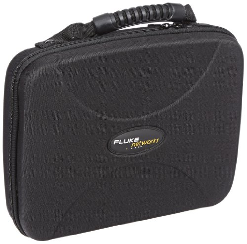 Fluke Networks MS2-CPK Carrying Case for Microscanner2 Network Cable Tester