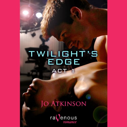 Twilight's Edge Act 1  audiobook cover art