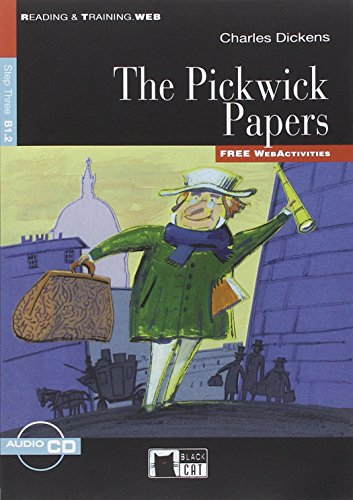 Reading & Training: The Pickwick Papers + audio CD [Lingua inglese]