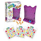 MindWare Wizmo: Bounce Around Bingo - Wacky & Active Educational Toys for Kids Ages 3 & up - Learn Probability, Shapes & Taking Turns - Boys & Girls Play Bingo Together