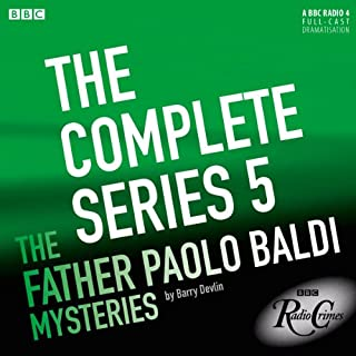 Baldi: Series 5 cover art