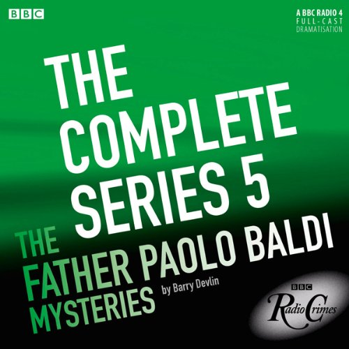 Baldi: Series 5 audiobook cover art