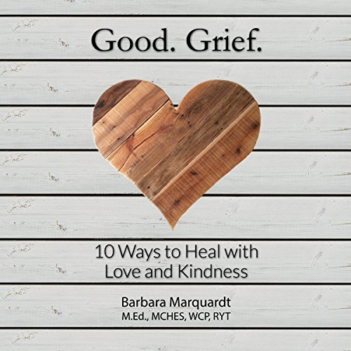 Good. Grief. audiobook cover art