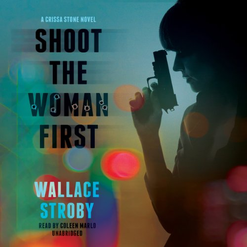 Shoot the Woman First Titelbild