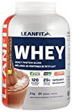 LeanFit | Canadian Whey Protein Powder | Keto Low-Carb Shake with BCAAs |