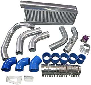 CXRacing Intercooler + Piping Kit For 1991-2000 1st Gen Lexus SC300 2JZ-GE 2JZ NA-T