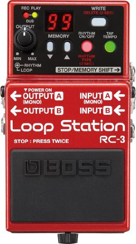 BOSS RC3 Loopstation