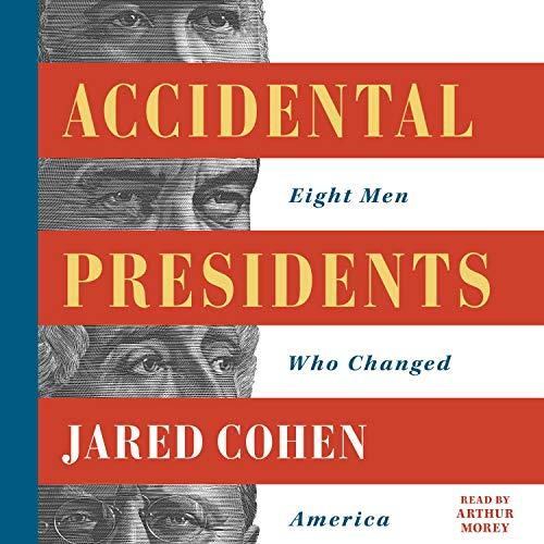 Couverture de Accidental Presidents