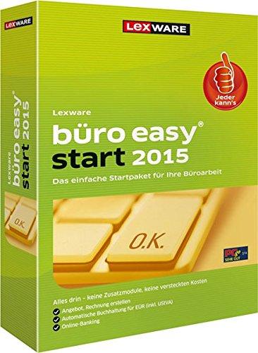 Lexware büro easy start 2015