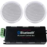 Wireless Bluetooth Amplifier 2x 80W