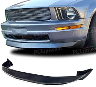 PULIps FDMU0563DCFAD - OS Style Front Chin Spoiler For Ford Mustang V6 2005-2009