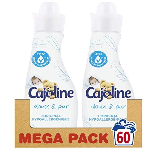 bon comparatif Jolin Tsai Soft Pure Concentré Hypoallergénique Adoucit la Peau 750 ml (2 packs) un avis de 2021