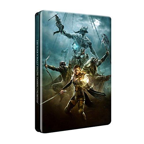 The Elder Scrolls Online: Tamriel Unlimited - Steelbook Edition (exklusiv bei Amazon.de) - [Xbox One]