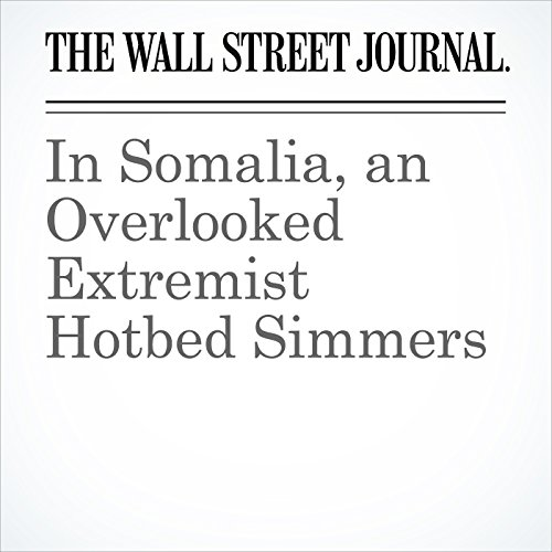 In Somalia, an Overlooked Extremist Hotbed Simmers copertina