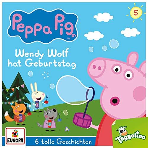 005/Wendy Wolf Hat Geburtstag (und 5 Weitere Gesch