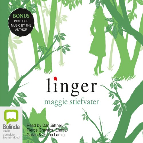 Linger audiobook cover art