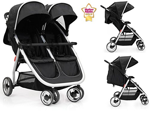 Cochecito para gemelos Star Ibaby Twin Air