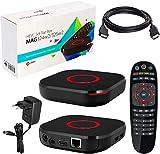 MAG 324w2 Kit de décodeur, Wi-Fi intégré, HEVC H.256, 450 mbits/s, support, TOP B