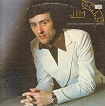 Jim Gold: I Can't Face Another Day Without You [Vinyl LP] [Stereo]