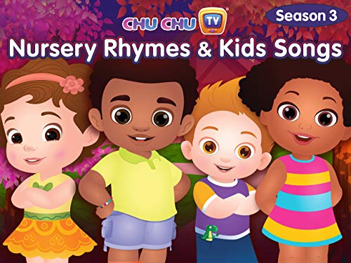 ChuChu TV Nursery Rhymes and Kids Songs - Season 3