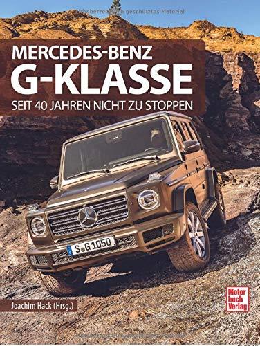 bester Test von mercedes benz online Mercedes-Benz G-Klasse: 40 Jahre arbeitslos