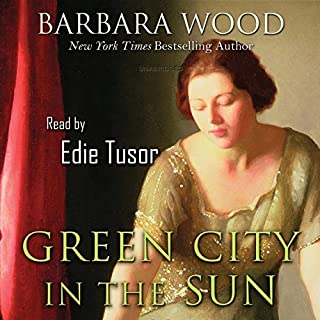 Green City in the Sun audiobook cover art