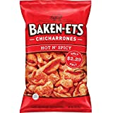 Baken-ets Baken Ets Hot & Spicy Fried Pork Skin 3 Oz