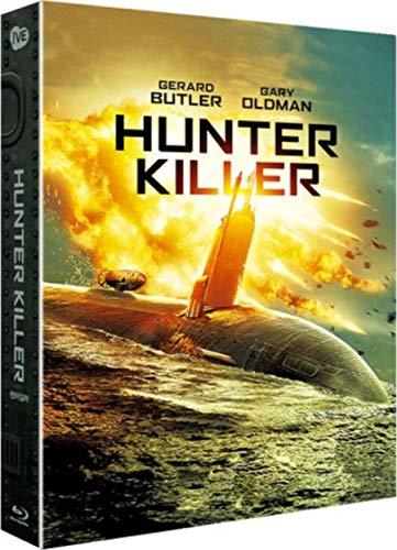 Hunter Killer (Limited Edition Steelbook) [Blu-ray + DVD + Digital HD]