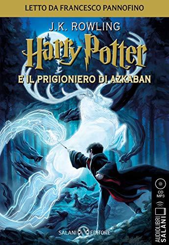 Harry Potter e il Prigioniero di Azkaban - Audiolibro CD MP3: Vol. 3
