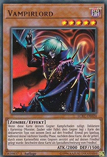 LCKC-DE024 - Vampirlord - Ultra Rare - Yu-Gi-Oh - Deutsch - 1. Auflage