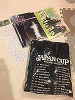 ジャパンカップ 40周年記念 フーディ Lサイズ&JRAカレンダー等付けます!