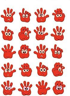 Herma 6454 Çocuk Etiketleri, Eller