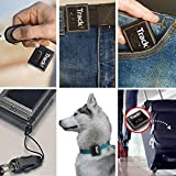 Tracki 2021 Model Mini Real time GPS Tracker. Monthly fee required. Full USA & Worldwide Coverage. For Vehicles, Car, Kids, Elderly, child, Dogs & Motorcycles. Magnetic small Portable Tracking Device.