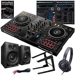 Pioneer DJ DDJ-400 初心者向け音質重視の6点セット
