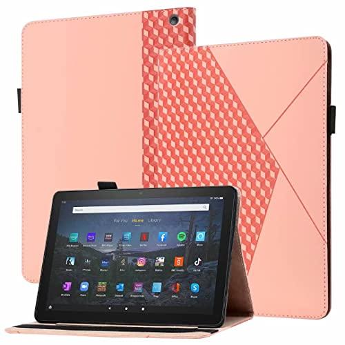 TUUNKMUY Custodia per Samsung Galaxy Tab A7 Lite 8.7 Pollice SM-T225/T220/T227 Tablet Cover, Premium PU Pelle Sottile Leggero Smart Shell Copertura Del Basamento Protezione Posteriore