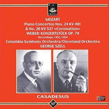 Casadeus Plays