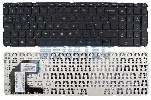 Preisvergleich Produktbild HP Pavilion 15 15-b 15-b146sa Sleekbook Ultrabook Tastatur UK 701684031 F82