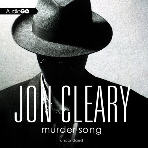 Murder Song audiobook cover art