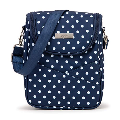 JuJuBe Be Cool Insulated Baby Bottle Cooler Bag, Portable Cooler Bag for Breast Milk, Insulated Food Storage Bag