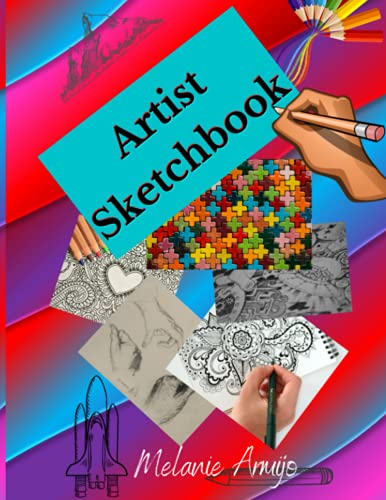Artist Sketchbook Plus: Artist Sketchbook Plus: This is a 200 page sketch book that contains a little bit of love for all illustrator artists.
