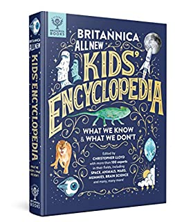 Britannica All New Kids' Encyclopedia: What We Know & What We Don't (1912920484) | Amazon price tracker / tracking, Amazon price history charts, Amazon price watches, Amazon price drop alerts