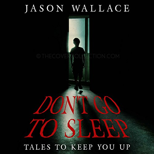 Don't Go to Sleep audiobook cover art