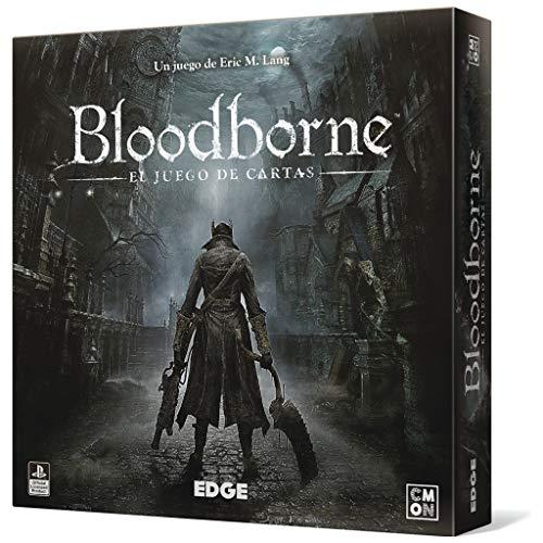 Edge Entertainment Bloodborne: Das Kartenspiel, Farbe (EECMBB01)